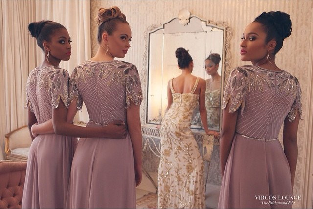 Virgos Lounge Bridesmaid Edit Summer 2015 Ursula LoveweddingsNG1
