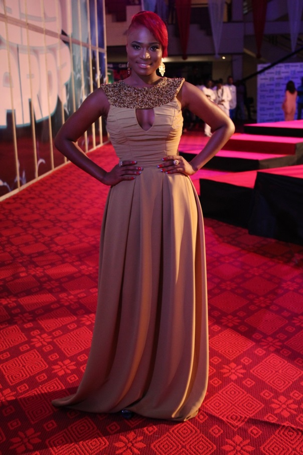 Vodafone Ghana Music Awards 2015 - Christabel Ekeh LoveweddingsNG
