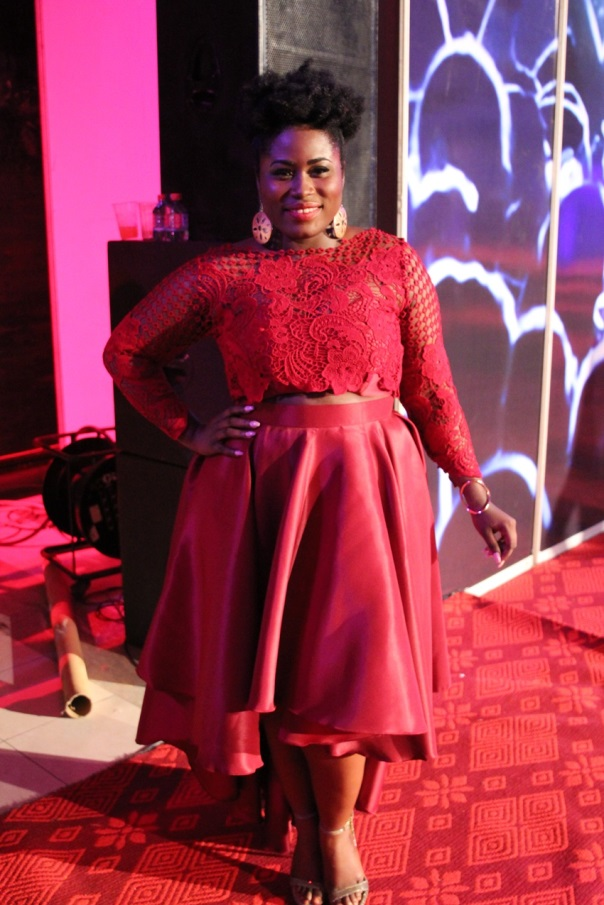 Vodafone Ghana Music Awards 2015 - Lydia Forson LoveweddingsNG