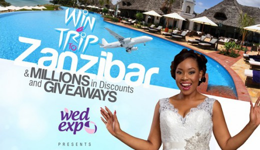 Wedexpo Zanzibar Flyer LoveweddingsNG feat