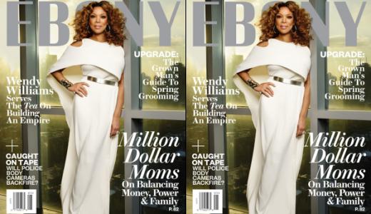 Wendy Williams Ebony Magazine May 2015 LoveweddingsNG feat
