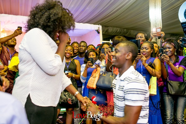 Zainab Azeez Damilola Wed Expo Proposal LoveweddingsNG12