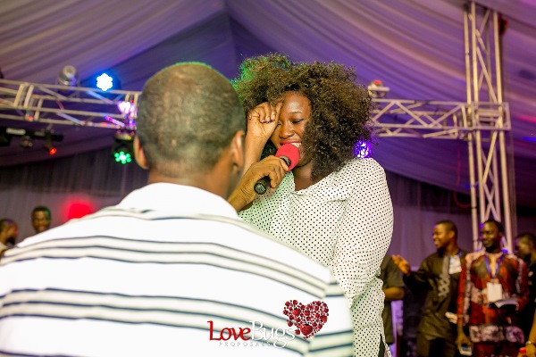 Zainab Azeez Damilola Wed Expo Proposal LoveweddingsNG13