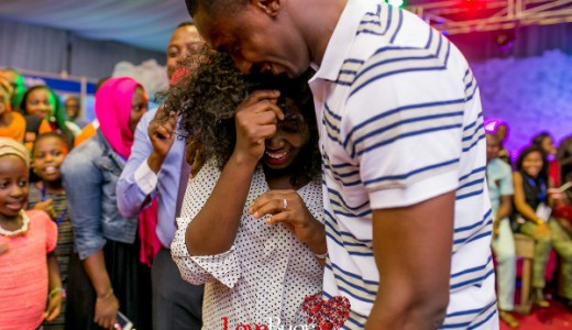 Zainab Azeez Damilola Wed Expo Proposal LoveweddingsNG17