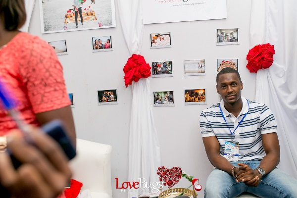 Zainab Azeez Damilola Wed Expo Proposal LoveweddingsNG2