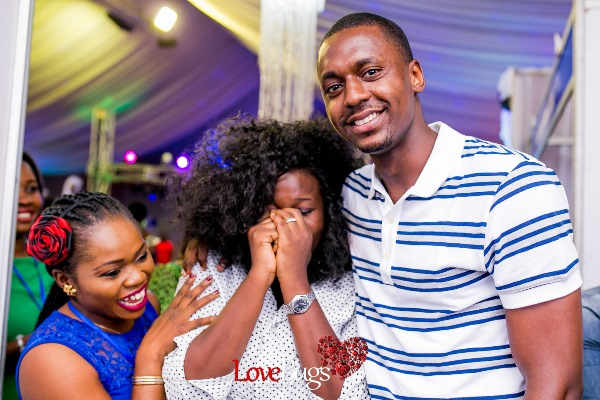 Zainab Azeez Damilola Wed Expo Proposal LoveweddingsNG20