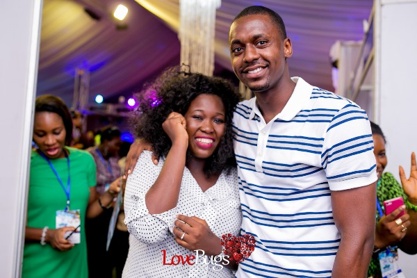 Zainab Azeez Damilola Wed Expo Proposal LoveweddingsNG21