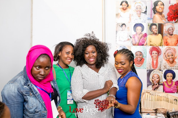 Zainab Azeez Damilola Wed Expo Proposal LoveweddingsNG26