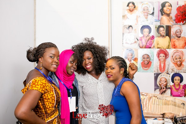 Zainab Azeez Damilola Wed Expo Proposal LoveweddingsNG27