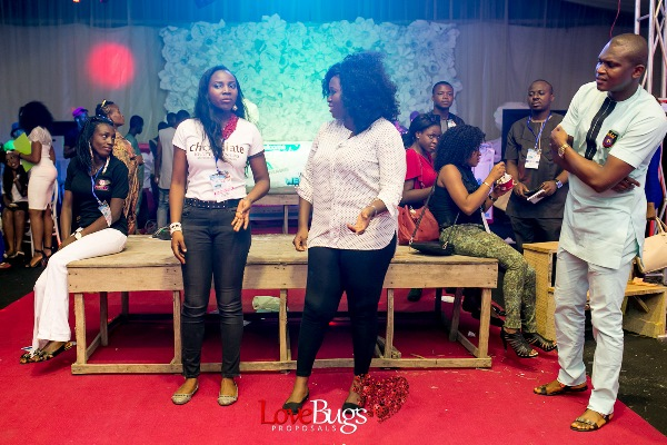Zainab Azeez Damilola Wed Expo Proposal LoveweddingsNG3