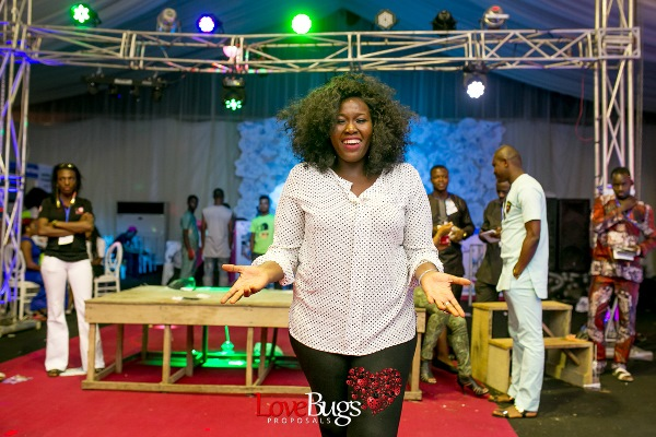 Zainab Azeez Damilola Wed Expo Proposal LoveweddingsNG5