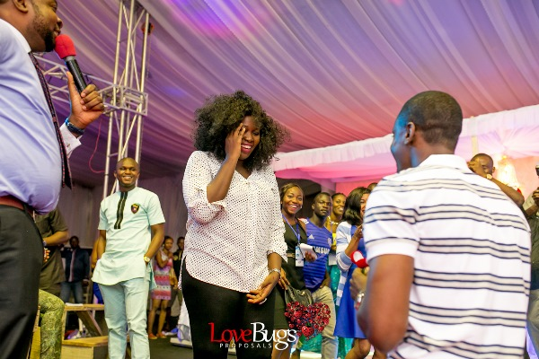 Zainab Azeez Damilola Wed Expo Proposal LoveweddingsNG8