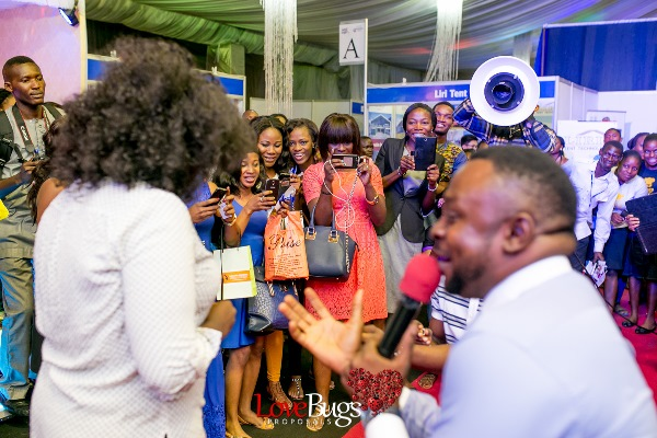 Zainab Azeez Damilola Wed Expo Proposal LoveweddingsNG9