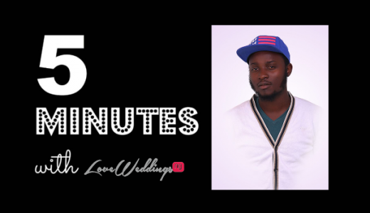 5 minutes with Shola Sniper Ajix Photography LoveweddingsNG