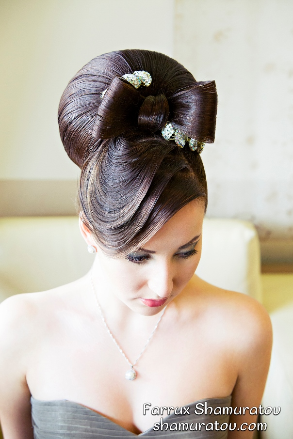 Bridal Hair Inspiration Farrukh Shamuratov LoveweddingsNG4