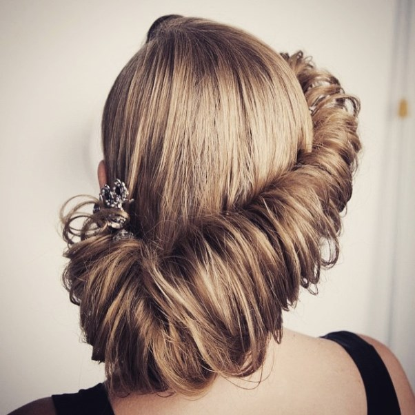 Bridal Hair Inspiration Farrukh Shamuratov LoveweddingsNG6