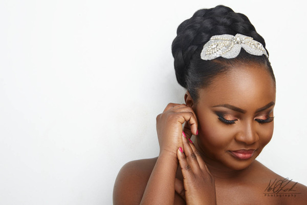 Bridal Makeup Inspiration Beauty Boudoir, Charis Hair and AO Photography LoveweddingsNG - Daisy