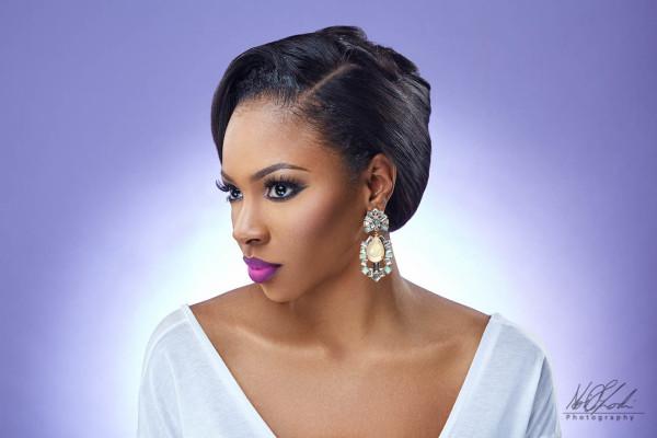Bridal Makeup Inspiration Beauty Boudoir, Charis Hair and AO Photography LoveweddingsNG - Stella