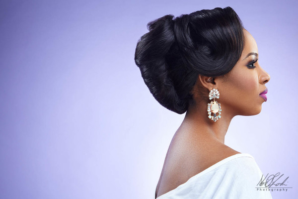 Bridal Makeup Inspiration Beauty Boudoir, Charis Hair and AO Photography LoveweddingsNG - Stella1