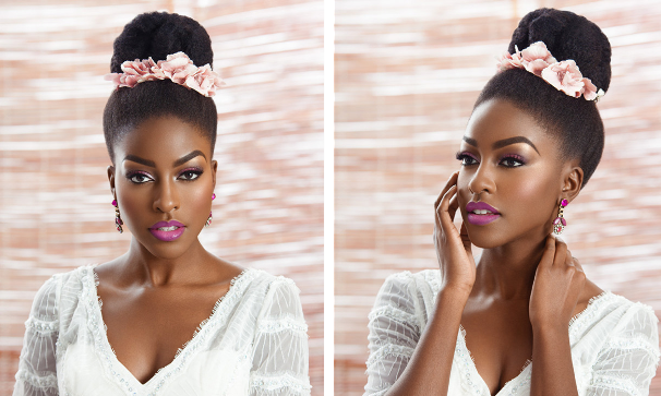 Bridal Makeup Inspiration by Joy Adenuga LoveweddingsNG feat