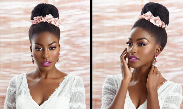 Bridal Makeup Inspiration by Joy Adenuga LoveweddingsNG feat