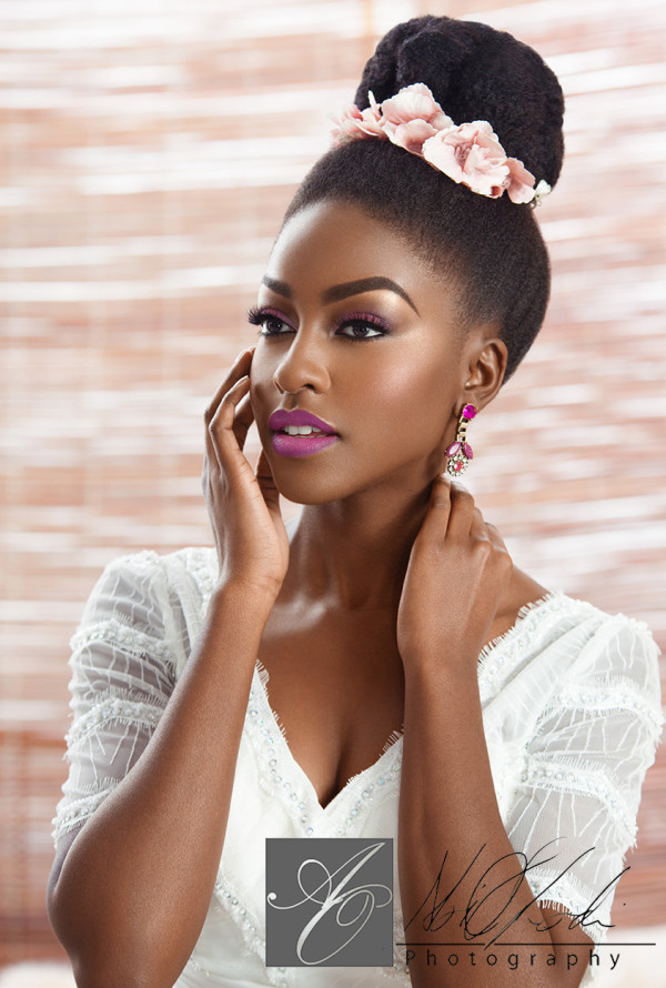 Bridal Makeup Inspiration by Joy Adenuga LoveweddingsNG