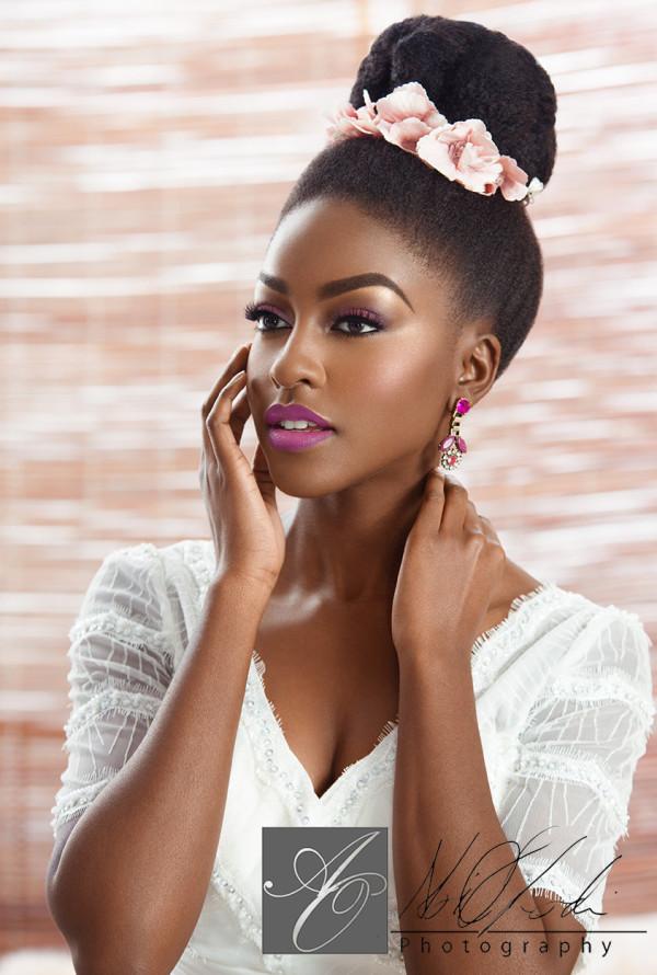 Bridal Makeup Inspiration by Joy Adenuga LoveweddingsNG