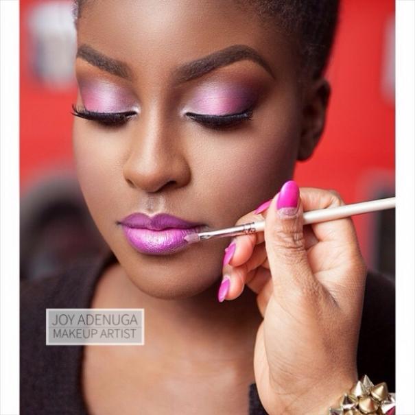 Bridal Makeup Inspiration by Joy Adenuga LoveweddingsNG3