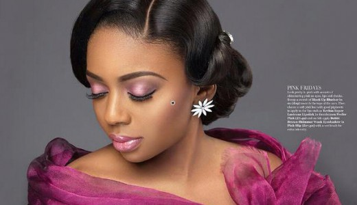 Bridal Makeup Inspiration by Kemi Kings