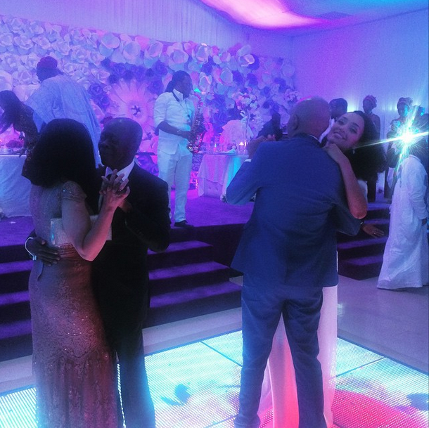 Governor Adams Oshiomole weds Lara Fortes LoveweddingsNG15