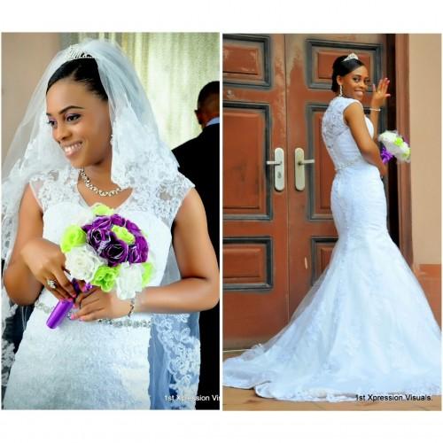 Bride: Angela | Gown: Hadassah Bridals
