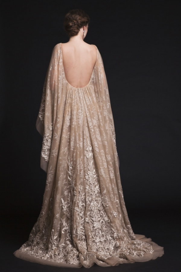 Krikor Jabotian SS 2015 Collection – The Last Spring LoveweddingsNG11