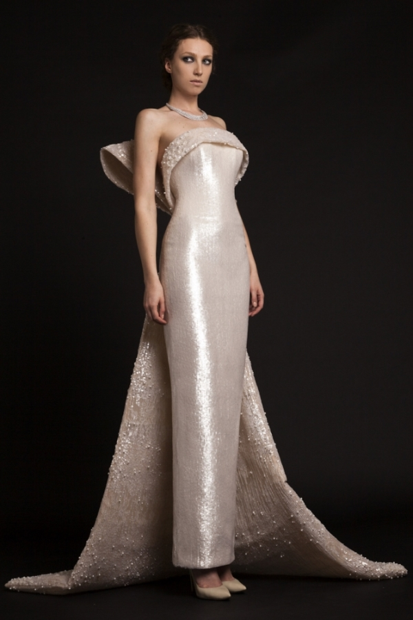 Krikor Jabotian SS 2015 Collection – The Last Spring LoveweddingsNG14