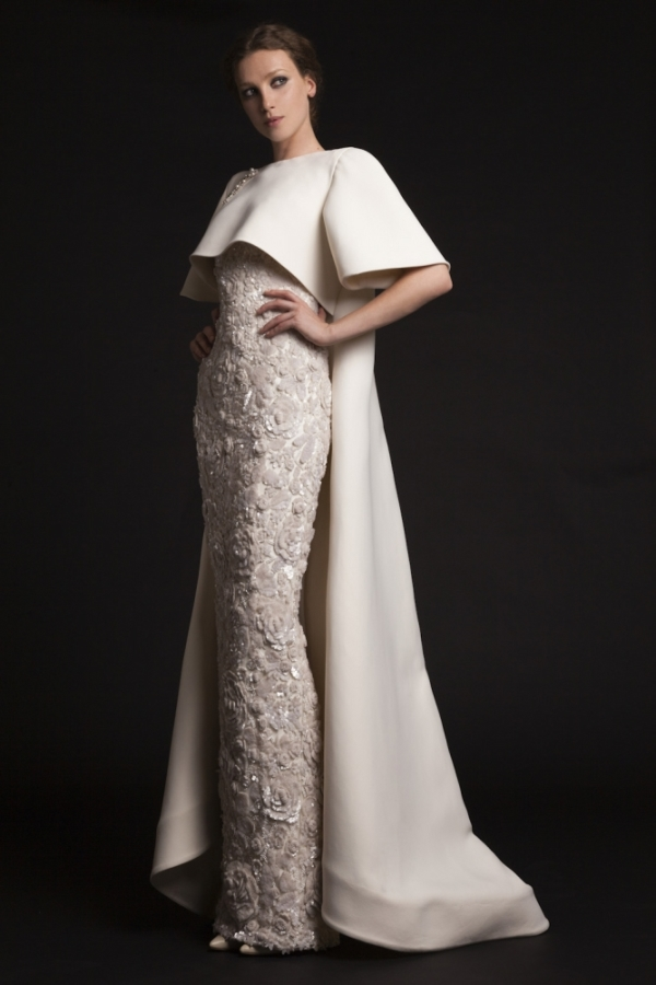 Krikor Jabotian SS 2015 Collection – The Last Spring LoveweddingsNG18