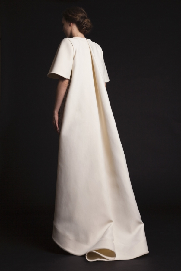 Krikor Jabotian SS 2015 Collection – The Last Spring LoveweddingsNG19