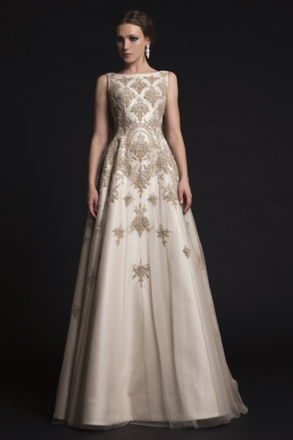 Krikor Jabotian SS 2015 Collection – The Last Spring LoveweddingsNG20