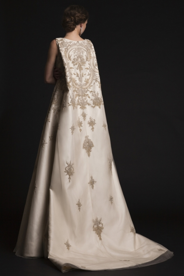 Krikor Jabotian SS 2015 Collection – The Last Spring LoveweddingsNG21