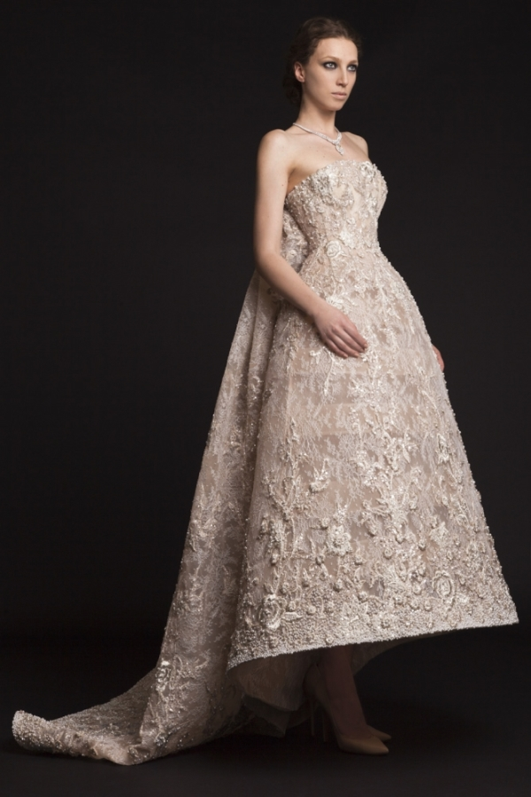Krikor Jabotian SS 2015 Collection – The Last Spring LoveweddingsNG26