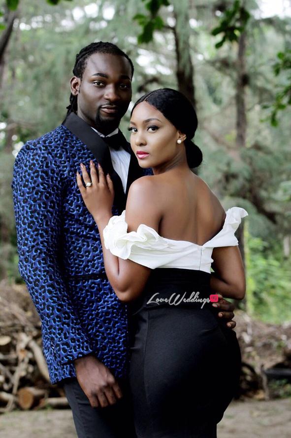 LoveweddingsNG Gbenro Ajibade Osas Ighodaro Prewedding6
