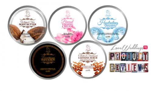 LoveweddingsNG Sarayah Beauty Product Review