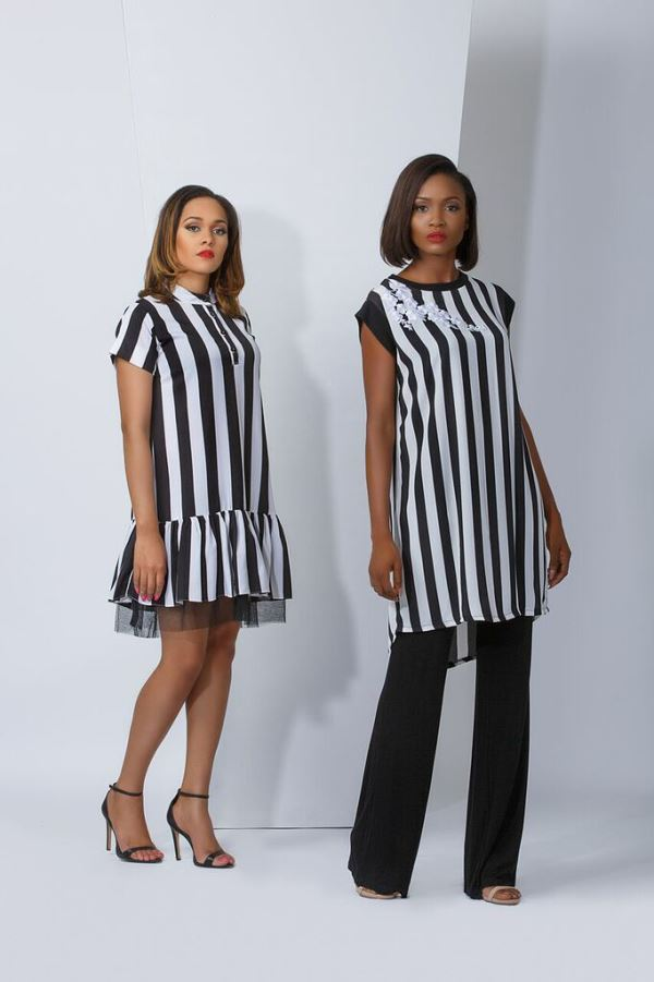 MAJU's 2015 Ready-to-Wear Collection - Tania Omotayo and Banke Su - LoveweddingsNG8