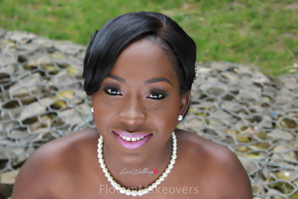 Nigerian Bridal Hair Inspiration Flotem Makeovers LoveweddingsNG28