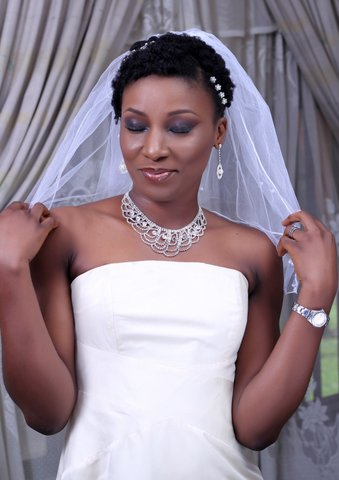 Nigerian Bridal Inspiration - LoveweddingsNG1