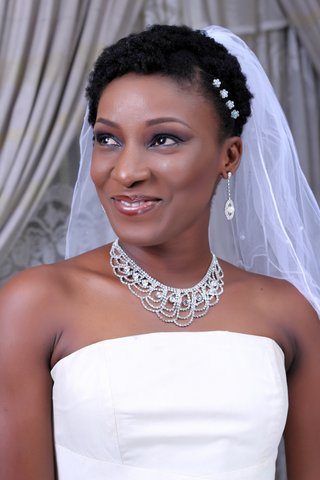 Nigerian Bridal Inspiration - LoveweddingsNG2