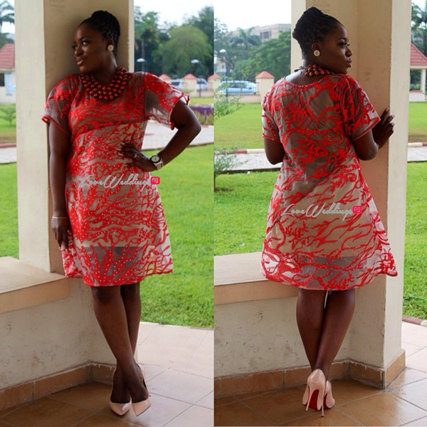 Nigerian Courthouse Wedding Look - Ella Mo LoveweddingsNG1
