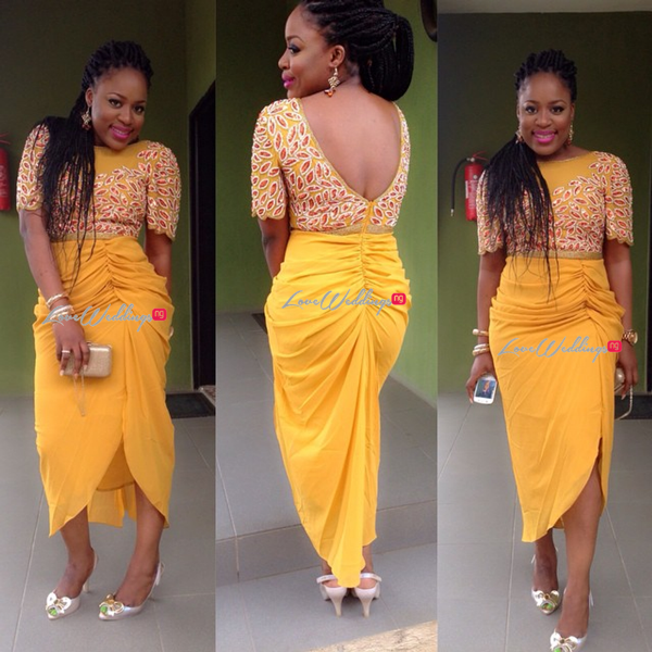 Nigerian Courthouse Wedding Look - Ella Mo LoveweddingsNG5