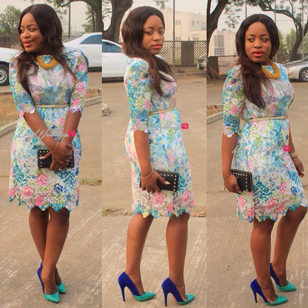 Nigerian Courthouse Wedding Look - Ella Mo LoveweddingsNG7