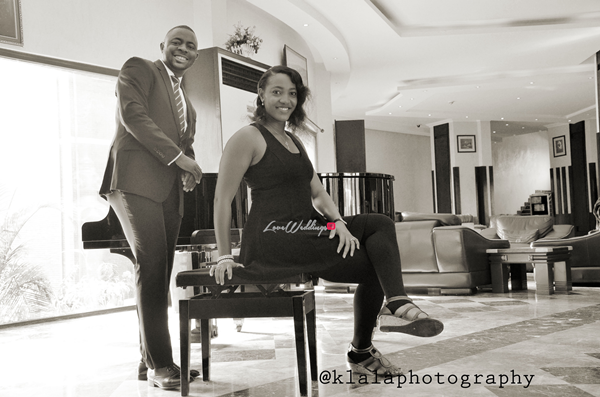 Nigerian PreWedding Princess Adedamola and Akinola LoveweddingsNG