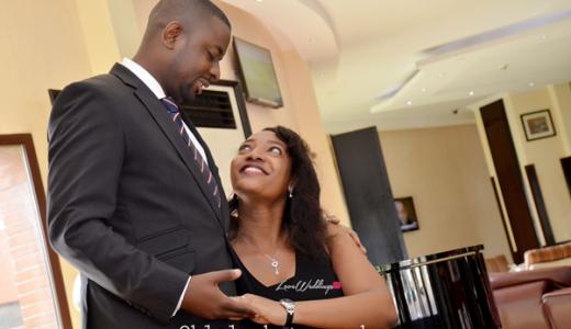 Nigerian PreWedding Princess Adedamola and Akinola LoveweddingsNG1