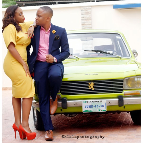 Nigerian Save The Date Inspiration Klala Photography